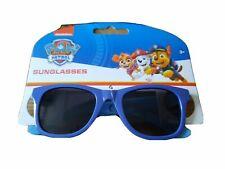 Kids BOYS SUNGLASSES PAW PATROL BLUE UV400 Licensed NEW