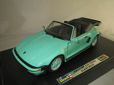 Revell  8807  Porsche  930  Turbo  Slant  Nose  (mint-grün)  1:18  OVP  !!!