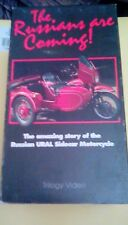 The Russians Are Coming! Story of the Russian URAL Sidecar Motorcycle (1993) VHS