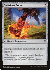 Swiftfoot Boots Commander 2016 NM-M Artifact Uncommon MAGIC MTG CARD ABUGames