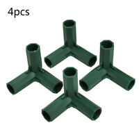 Plant Awning Structure Joints Connector Plastic Pipe Frame Greenhouse Bracket