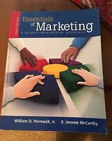 Essentials of Marketing :A Global-Managerial Approach by Perreault &McCarthy 10E
