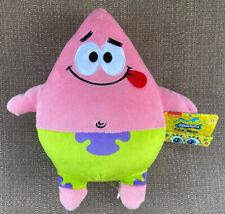 Nickelodeon SpongeBob SquarePants PATRICK STAR F.U.N. Plush NWT 2020