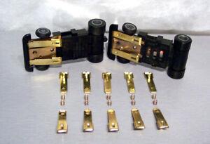 TCR 10 lamelles de contact et 10 ressorts pour chassis MK3 & MK4 New !