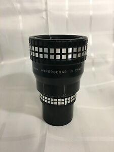 Óptica 2X Anamórfica Hypergonar H. CHRETIEN Nº 11401 HI-FI 2 35mm Anamorphic