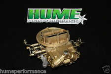 GENUINE HOLLEY 350 CFM 2BBL MANUAL CHOKE REMANUFACTURED CARBURETTOR 7448 FORD GM