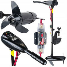 750W 65LBS Outboard Engine Boat Motor Electric Saltwater Freshwater Dinghy / 12V
