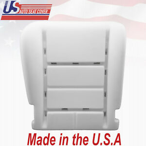 2002 to 2007 Ford F250 F350 Lariat Driver Bottom Foam Cushion Padding Replacemen