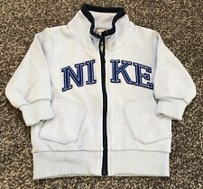 Baby Nike Tracksuit Jacket Top 3-6 Months (Pale Blue)