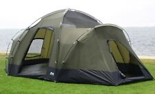 """8 PERSON OVERSIZED TENT - (18' X 10' X 78"""") (GREEN)"""