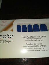 New/Sealed ColorStreet Nail Polish Strips Greeking Out