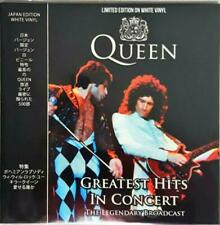 LP QUEEN - Greatest Hits in Concert, Japan Edition - Vinile
