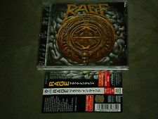 Rage Black In Mind Japan CD Bonus Track