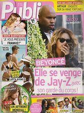 PUBLIC N° 570--BEYONCE JAY-Z TROMPée/DREW BARRYMORE/LUPITA NYONG'O/J.LO
