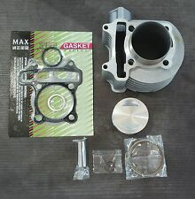 GY6 SCOOTER 150cc to 155cc HIGH PERFORMANCE CYLINDER KIT 58.5MM BIG BORE