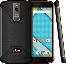 """Rugged Phone Unlocked GSM 5.2"""" Display Android 8.0 Water Shock Proof IP68 Tough"""