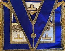 Craft Provincial/London Grand Officers Dress Apron & Collar Set