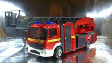 * Herpa 091930 Mercedes-Benz Atego Metz Turnable Ladder XS Fire depart 1:87