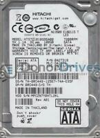 HTS721010G9SA00, PN 0A27318, MLC DA1373, Hitachi 100GB SATA 2.5 Hard Drive