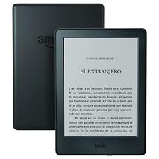 "KINDLE LECTOR eBook 6"" WIFI 4GB COLOR NEGRO - Top ventas"