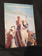 Sammelalbum Durchs wilde Kurdistan I Eikon Verlag Karl May  Lex Barker Sammler
