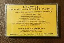 Rare Radiohead I Might Be Wrong- Live Recordings-Japan 2001