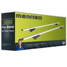 Menabo Pick-Up - Dachträger - Alu - für BMW 2er Gran Tourer Typ F46 NEU komplett