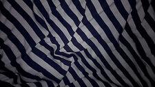 tessuto jersey viscosa spandex linee marino 50x150 cm