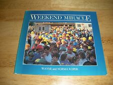 """Extremely RARE """"Weekend Miracle"""" 2 Day Kingdom Halls Watchtower Research Jehovah"""