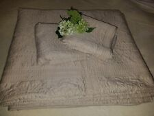 MATELESSE   QUEEN  bedspread and shams reduced $70.00