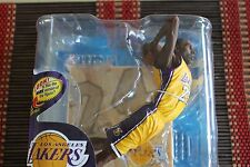 KOBE BRYANT, NBA 20, GOLD JERSEY MCFARLANE, LA LAKERS (FREE SHIPPING)