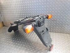 Suzuki XF 650 Freewind #115# protección contra salpicaduras atrás guardabarros Fender radlauf blinke