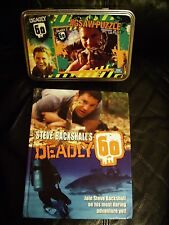 Deadly 60 jigsaw puzzle and book
