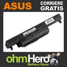Batteria POTENZIATA 10.8-11.1V 7800mAh per Asus K55VD