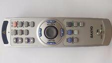 GENUINE SANYO CXMJ PROJECTOR REMOTE SL20 SU50 XE20 XU55 XE20A