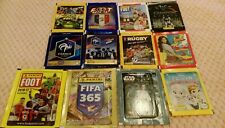 PANINI FOOT MBAPPE? Topps FIFA Fiers Rugby Divers 12 Packets Pochettes Bustine