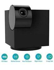 Indoor Security Camera black box 1080 Wi-Fi Pan Tilt Zoom, Night...