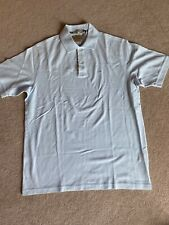 Mens Burberry T Shirt, Large, New With Tags