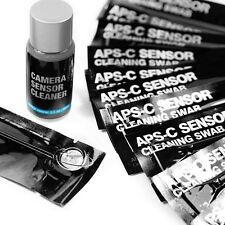 UES (CCD/CMOS) Digital Camera Sensor Cleaning Kit (14X16mm Swab + 15ml Cleaner)