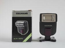 Blitzgerät Cullmann 20 AF-C Digital Aufsteckblitz für Canon