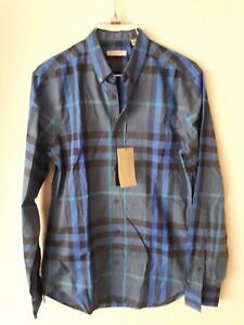 Burberry Check Dress Shirt