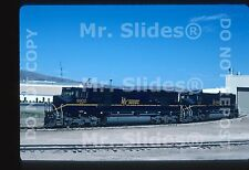 Original Slide Morrison Knudsen MK5000C Demonstrators 9902 & 9903 Boise ID 1998