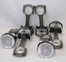 Jeep 4.0 242 Pistons, Connecting Rods, Rings, Rod Bearings, set of 6