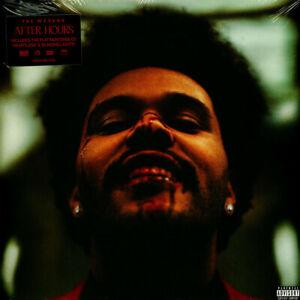 Weeknd, The - After Hours (Vinyl 2LP - 2020 - EU - Original)
