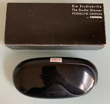 New listing New Vintage Porsche Design Carrera Sunglasses Small Case Only - Usa Seller