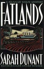 Fatlands by Dunant, Sarah-ExLibrary