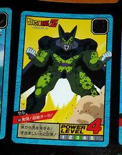 DRAGON BALL Z DBZ SUPER BATTLE POWER LEVEL PART 13 CARD CARTE 569 JAPAN 1995 NM