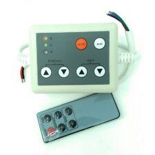telecomando RGB PER LED STRIP 80 WATT AMPERE 12-24 VOLT