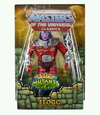 Masters of the Universe Clásicos flogg Figura Evil Líder of the Space Mutantes