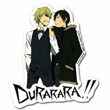 *NEW* Durarara!! Izaya & Shizuo Sticker by GE Animation